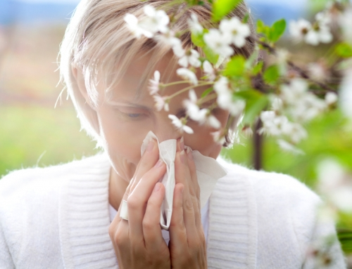 Seasonal allergies…..you asked, I answered…Tis the Season….